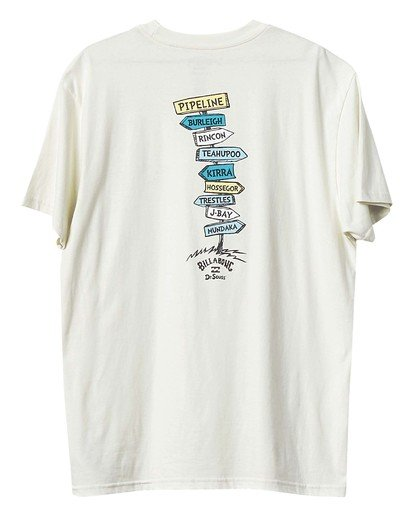 BILLABONG From Here To There T-Shirt