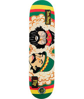 Flip Rasta Cheech and Chong 8""