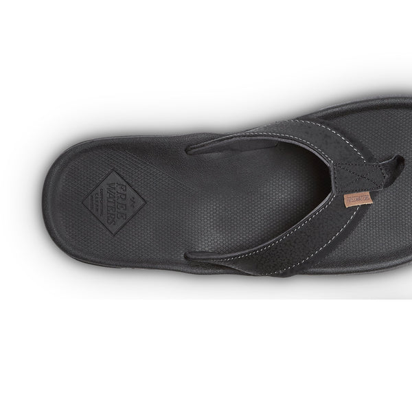 Freewaters Men's Logan Sandals Black/Grey