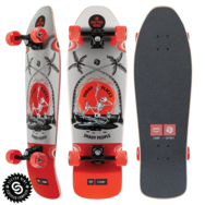 SECTORE 9 SUNNY PLACES SEWER COMPLETE SKATEBOARD