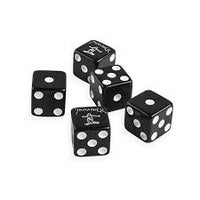 THRASHER GONZ DICE SET BLACK