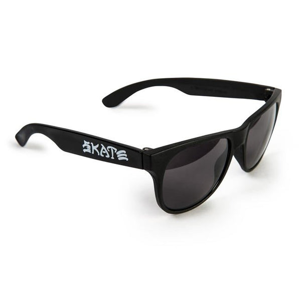THRASHER SKATE AND DESTROY SUNGLASSES BLACK