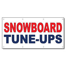 Snowboard Wax & Edge combo (Tune UP)