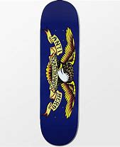 ANTI HERO CLASSIC EAGLE DECK 8.5 (Navy)