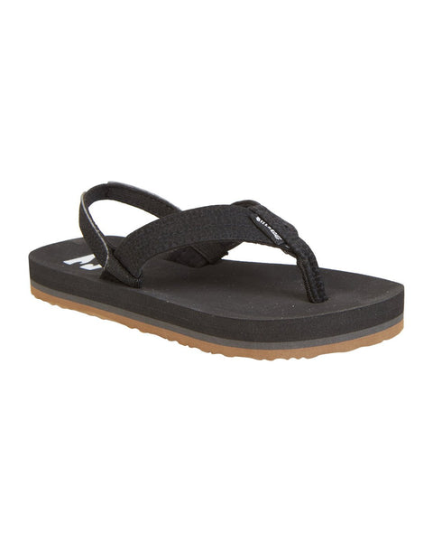 Billabong Stoked kids T Sandal BLACK