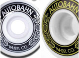 AUTOBAHN AB-S Skateboard Wheels White