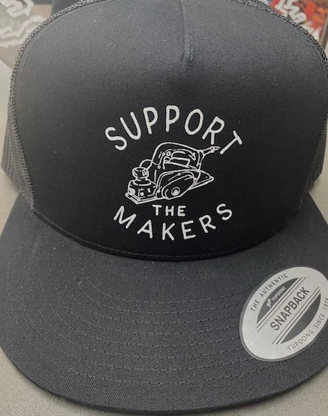 SUPPORT THE MAKERS HAT