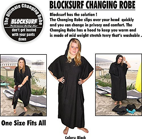 BlockSurf Changing Robe