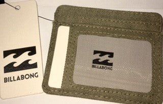 Billabong Dimension Card Wallet MIL