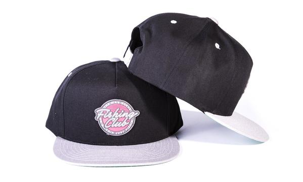 Mad Hueys Fishing Club Snapback Hat