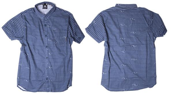 Mad Hueys Hooklines Button Up Shirt