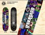 "IF Skate Co ""Squad"" Deck"
