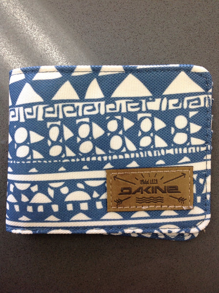 Dakine Wallet (Blue/White)