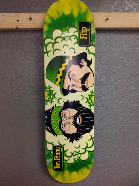 Flip Cheech and Chong Green Room