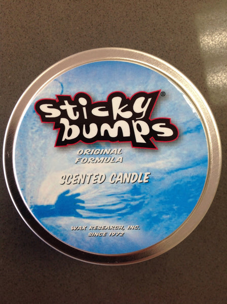 Sticky Bumps Candle