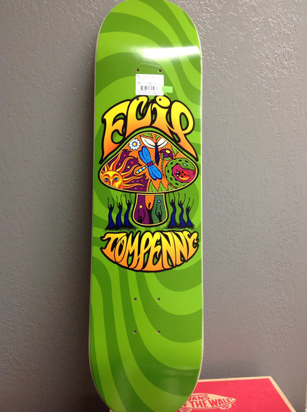 Flip Tom Penny Love Shroom (Green)