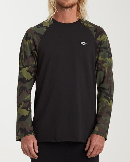 BILLABONG COMMANDO LONG SLEEVE T-SHIRT