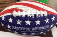 USA red, white and blue Football- Classic stitched