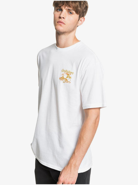 QUIKSILVER Waterman Map Dreams T-Shirt