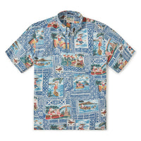 REYN SPOONER HAWAIIAN CHRISTMAS SHIRT (2020 issue)
