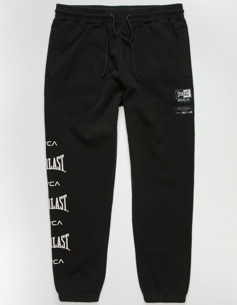 RVCA X EVERLAST SPORT MEN'S SWEATPANTS