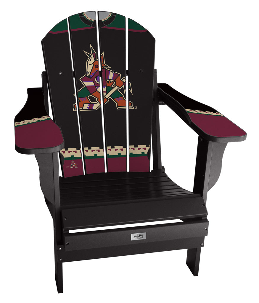 Arizona Coyotes® NHL Jersey Chair