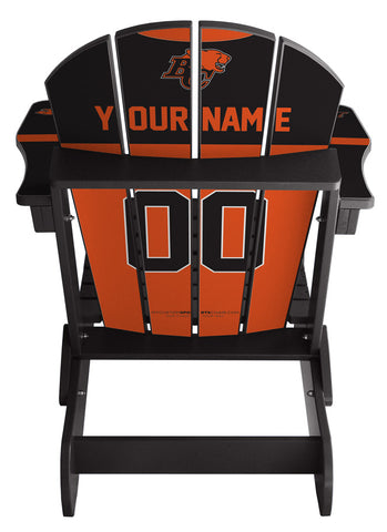BC Lions CFL Jersey Chair