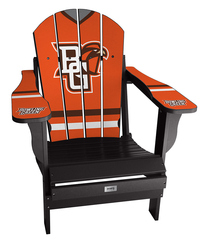 Bowling Green State University Complete Custom with personalized name and number Chair Mini