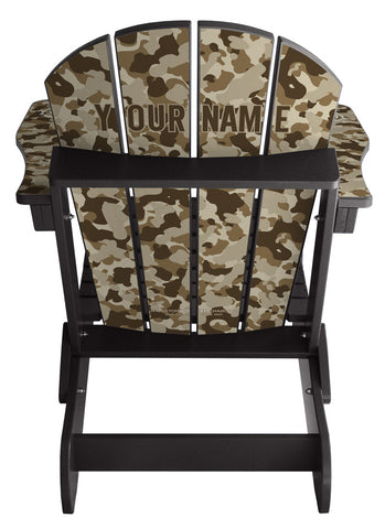 Brown Camo Operation Hat Trick Lifestyle Chair