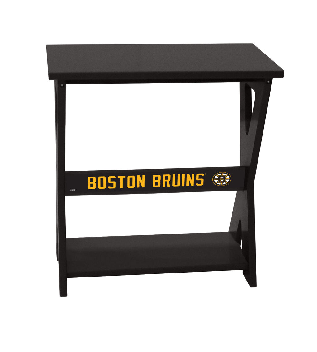Boston Bruins® NHL End Table