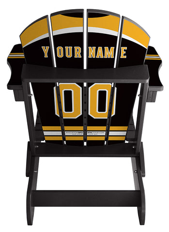 Boston Bruins® NHL Jersey Chair