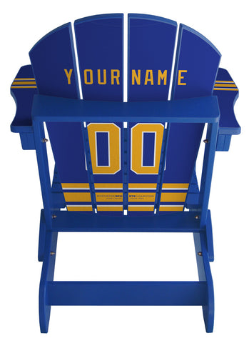 Buffalo Sabres® NHL Jersey Chair