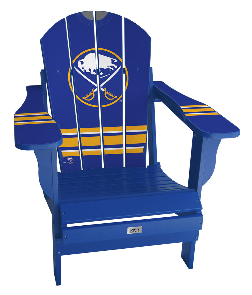 Buffalo Sabres® Complete Custom with personalized name and number Jersey Chair