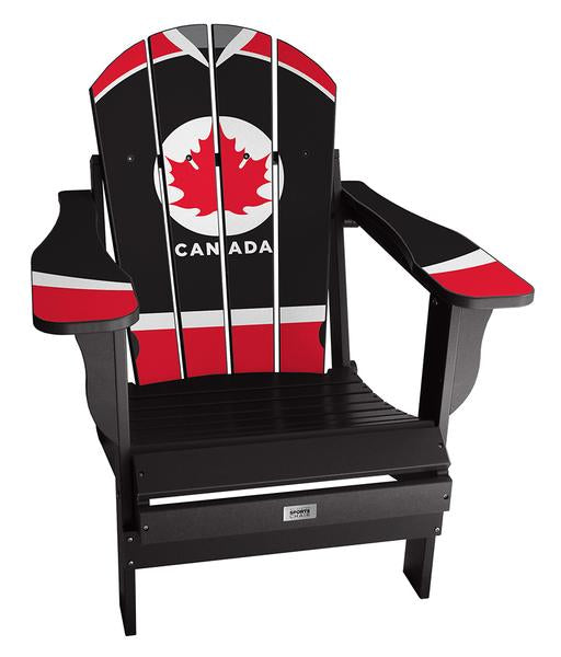 Canada Classic International Custom with personalized name and number Chair