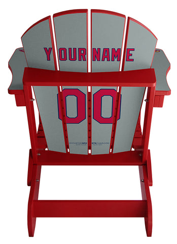 St. Louis Cardinals MLB Jersey Chair