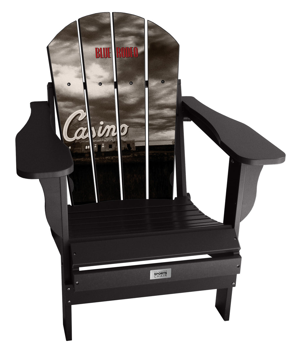 Officially Licensed Casino Chair