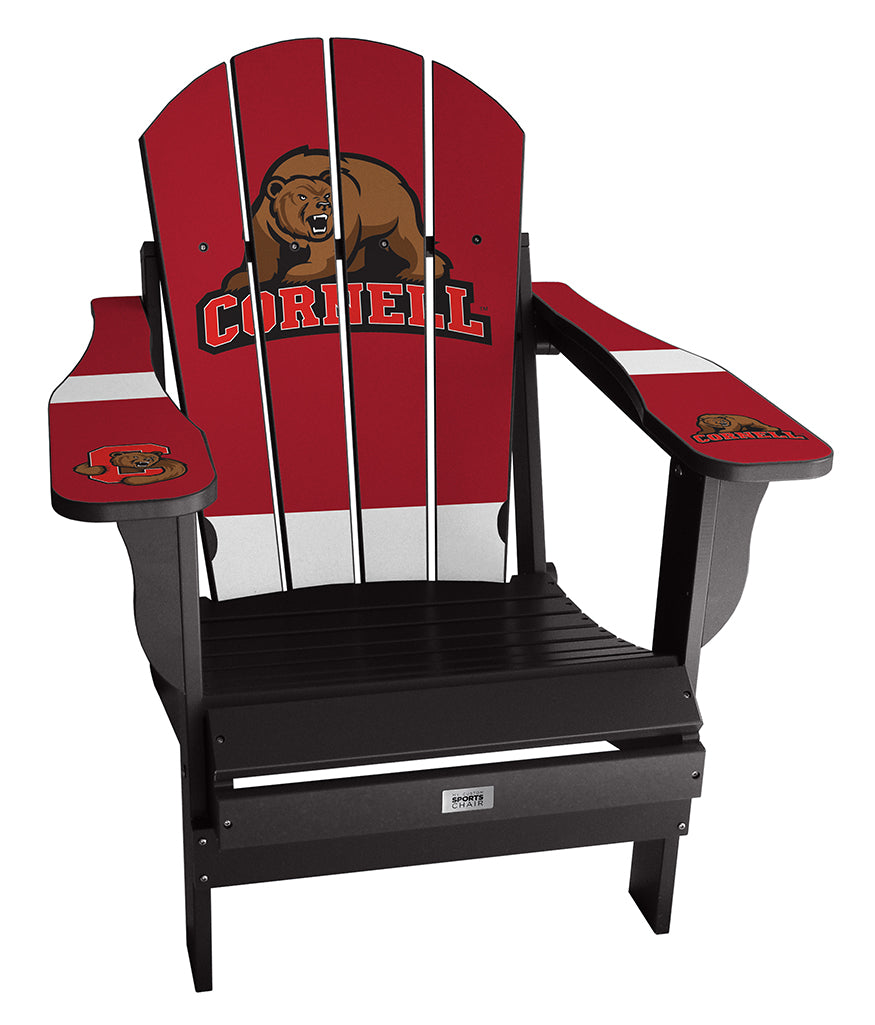 Cornell University Complete Custom with personalized name and number Chair