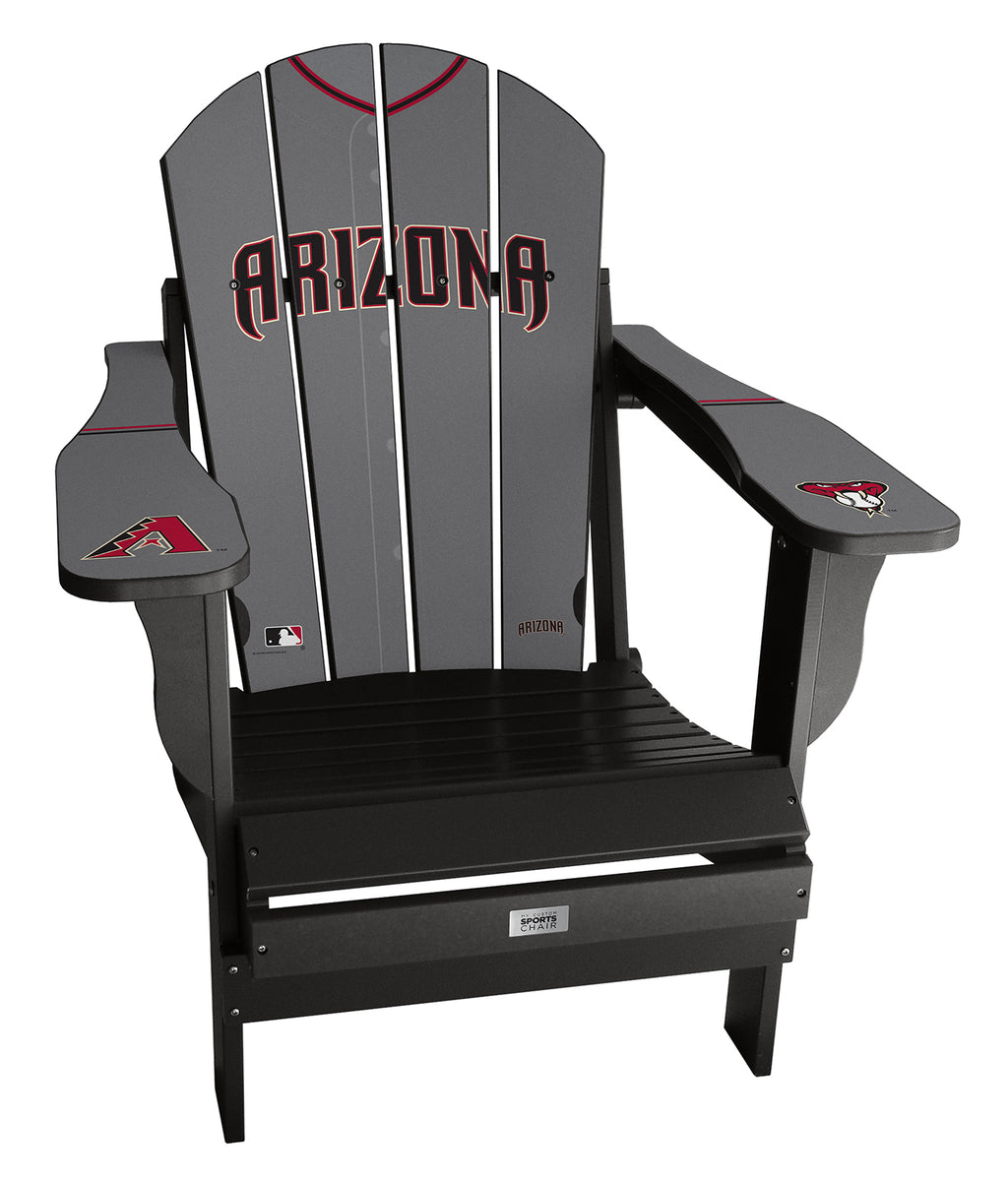 Arizona Diamondbacks Complete Custom with personalized name and number Jersey Chair Mini
