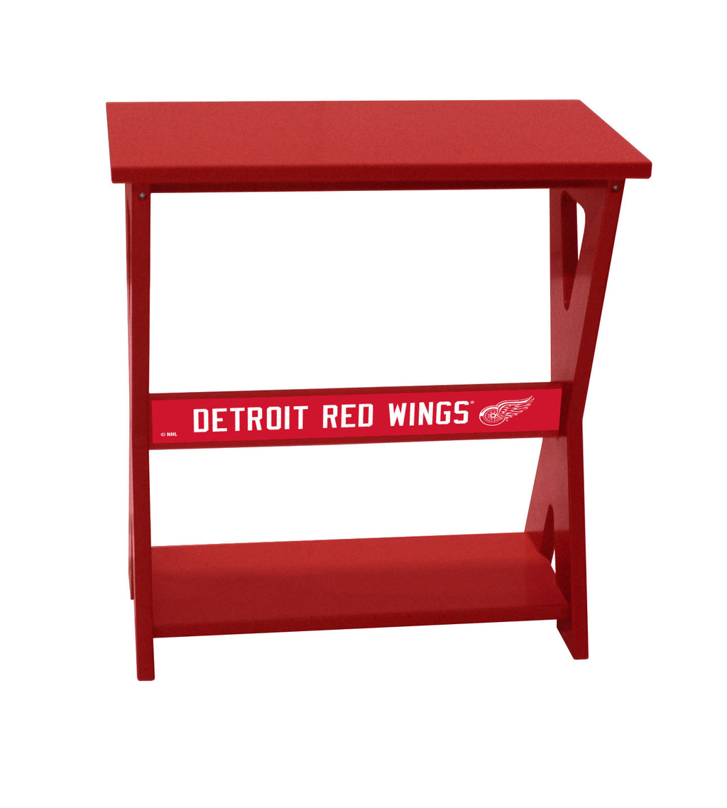 Detroit Red Wings® NHL End Table