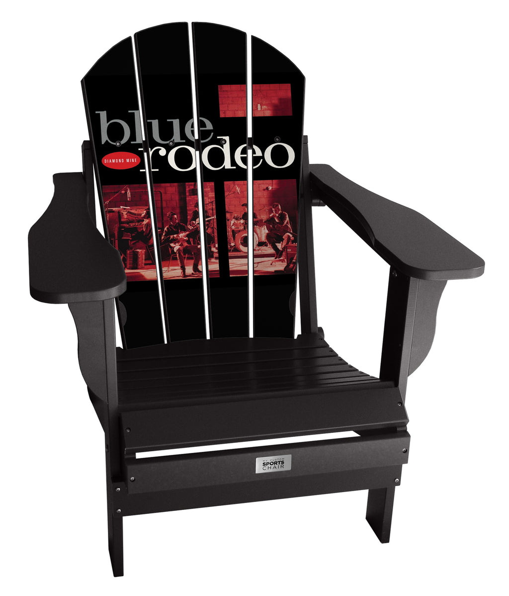 Officially Licensed Diamond Mine Chair