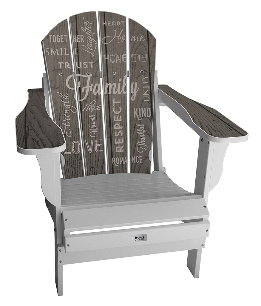 Family Complete Custom Lifestyle Chair