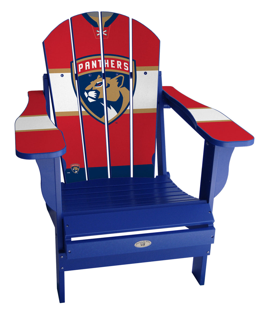Florida Panthers® NHLPA Player Jersey Chair