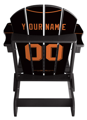 San Francisco Giants MLB Jersey Chair