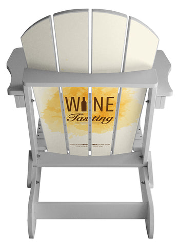 Glass of White Lifestyle Chair