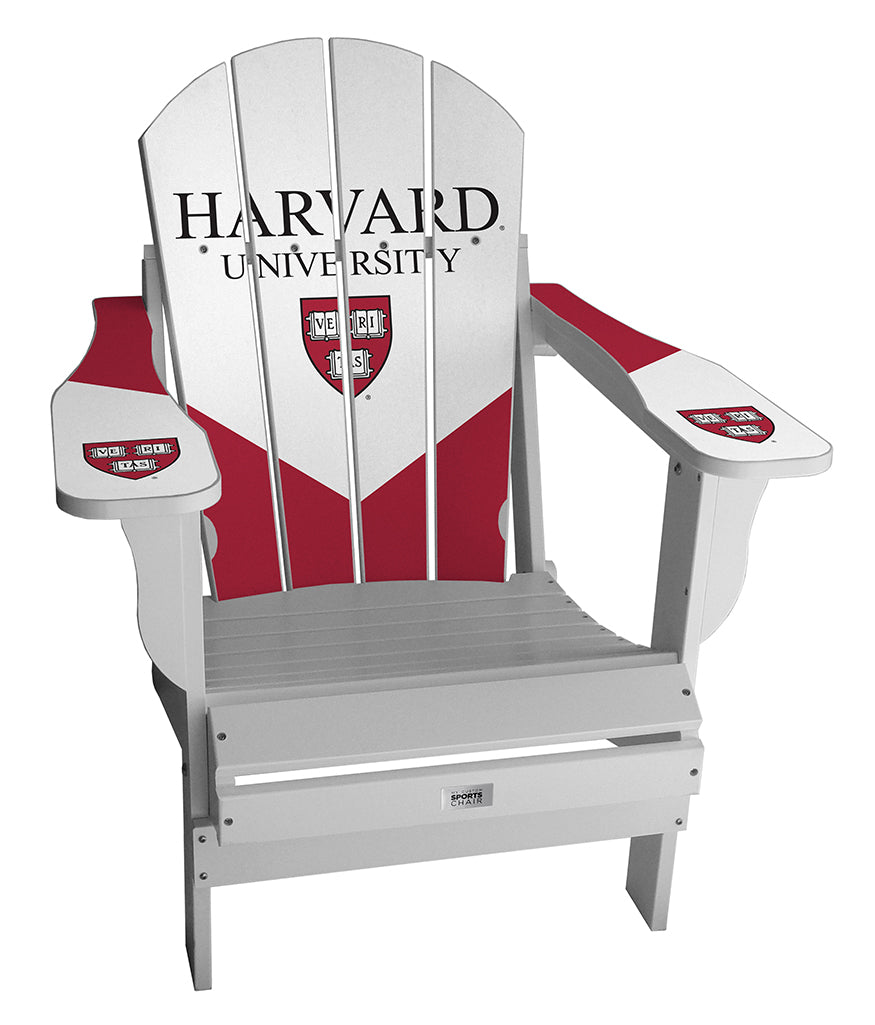 Harvard University Complete Custom with personalized name and number Chair Mini
