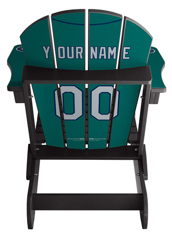 Seattle Mariners MLB Jersey Chair