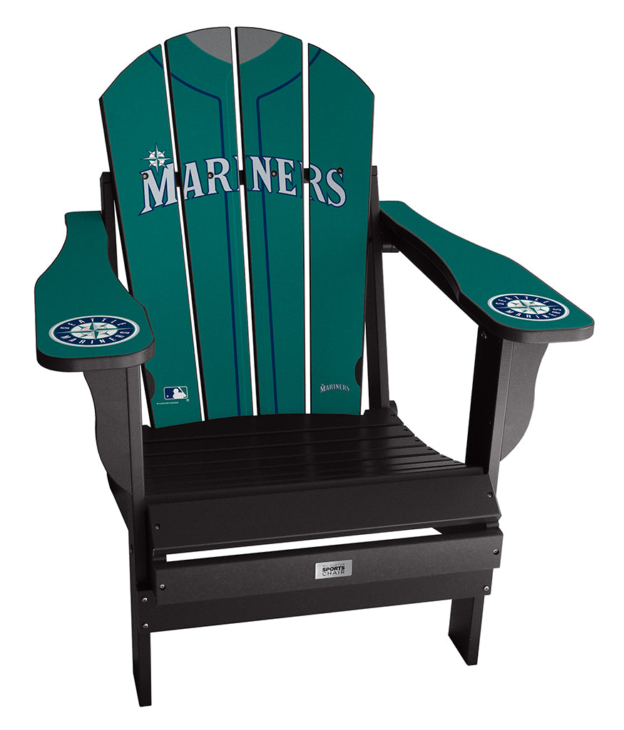 Seattle Mariners Complete Custom with personalized name and number Jersey Chair