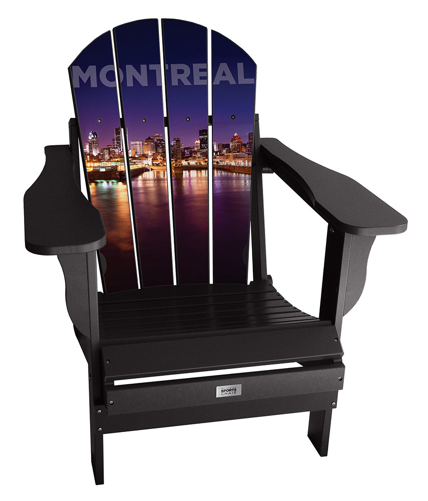 Montreal City Complete Custom Lifestyle Chair