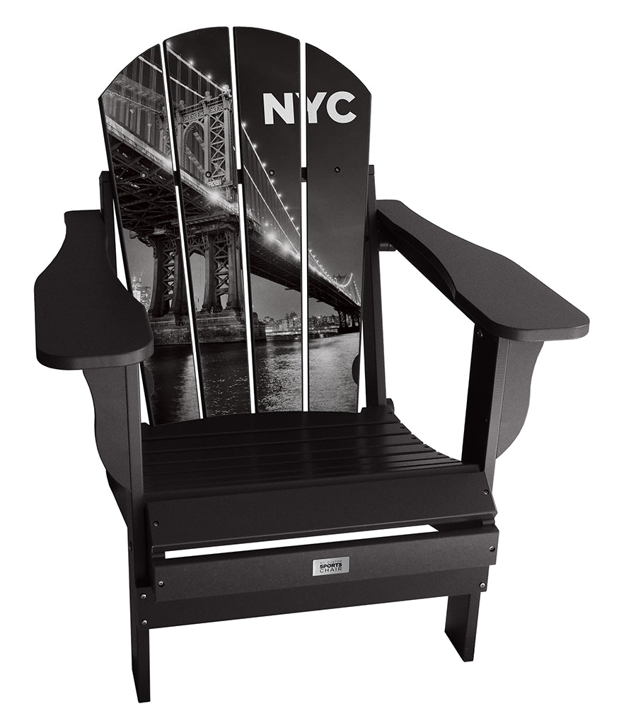 NYC Bridge Complete Custom Lifestyle Chair Mini