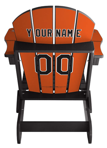 Baltimore Orioles MLB Jersey Chair